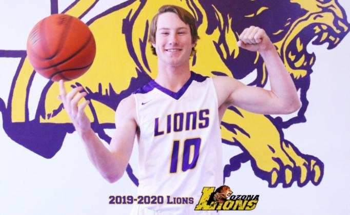 Lions named Academic All-State Basketball